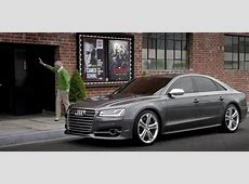 Stan Lee, Audi S8 Master the Art of the Cameo Appearance
