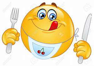Hungry Smiley Clipart