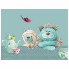 tableau enfant tableaux dco pour la chambre bb et enfant With affiche chambre bébé avec bouquet fleurs et bonbons