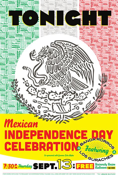 Mexican Independence Day Celebration 2018 on Behance