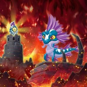 Pure Sea Dragon Information In Dragon City