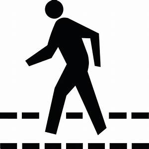 Ped Xing  Silhouette