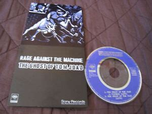 Rage Against The Machine The Ghost of Tom Joad Japan 3 ...