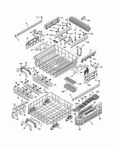 Electrolux Dishwasher Parts Diagram