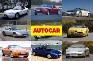 Future Classics Ten Affordable Used Convertible Cars Set