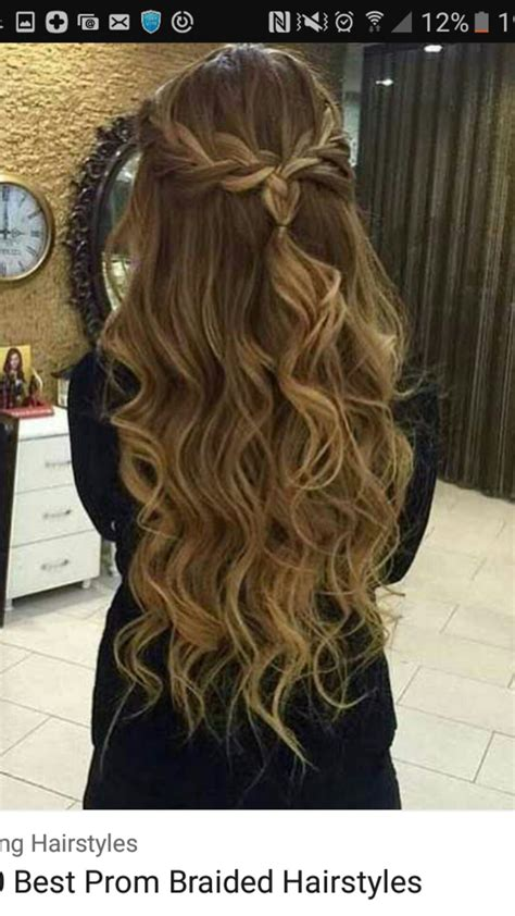 cute hairstyle prom hairstyles  long hair hair