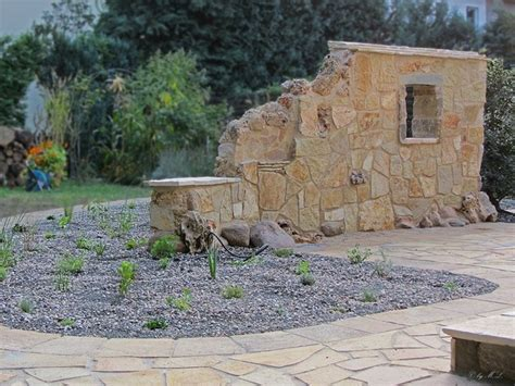Mediterrane Wandgestaltung Garten by Mediterrane Wandgestaltung Garten