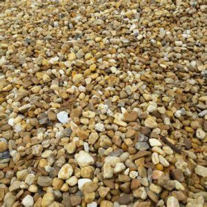 pea gravel southern landscaping materials