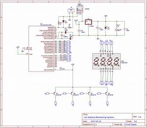 Diy Pic Microcontroller Based Car Battery Voltage