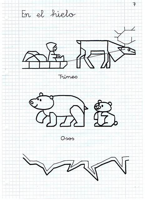 dibujos en cuadricula de animales web del maestro