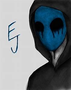 Eyeless Jack by VanManaez on DeviantArt | Creepypasta ...