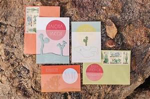 bohemian elopement inspiration in joshua tree trees With joshua tree wedding invitations