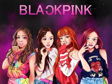 We have 63+ amazing background pictures carefully picked by our community. Pin by Crimson Violet on blackpink | Black pink kpop ...
