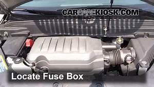 Replace A Fuse  2008-2012 Buick Enclave