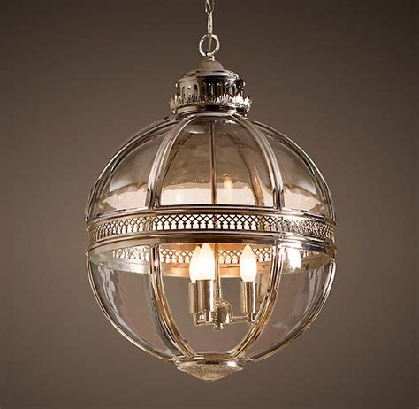 restoration hardware lighting pendant