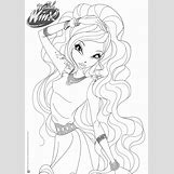 Winx Club Flora Believix Transformation | 1131 x 1600 png 675kB