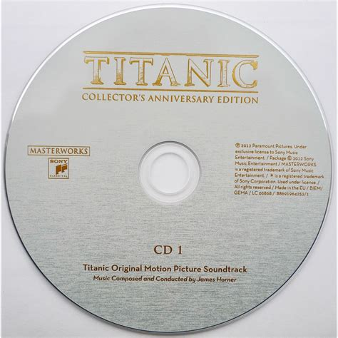 the sinking horner mp3 titanic original motion picture soundtrack remastered