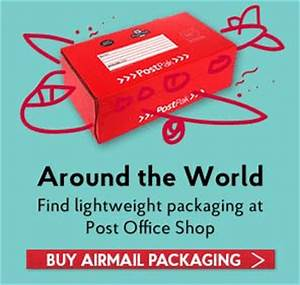 How To Address Mail | Post Office