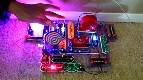 Snap Circuits Light snap circuits light model scl 175 review