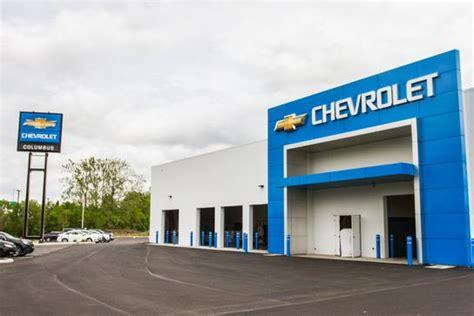 Chevrolet Of Columbus Car Dealership In Columbus, In 47201