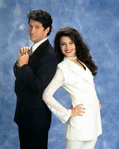 The nanny, Fran drescher and Sheffield on Pinterest