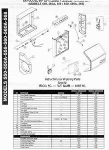 Aprilaire 550  550a  558   560  560a  568 Complete Parts