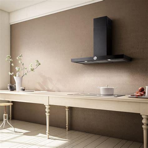 hotte moderne cuisine hotte décorative design comme un point focal dans la cuisine