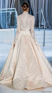 peter langner spring 2018 wedding dresses new york With wedding dress new york