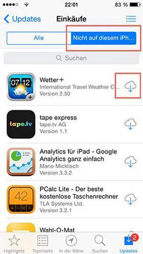 Store Wiederherstellen by Android Iphone Gel 246 Schte Apps Wiederherstellen