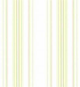 Lenna Yellow Jasmine Stripe Wallpaper.