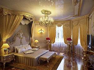 Luxury Home Interior Design: Elegant Bedroom Family