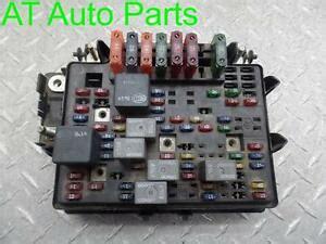 01 Chevy Truck Fuse Box by 99 00 01 02 03 Silverado Yukon 5 3l Fuse
