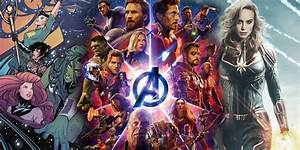 Avengers: Infinity War Sets Up FIVE Upcoming Marvel Movies