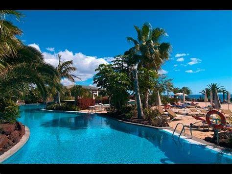 hotel  pajara beach fuerteventura spanien youtube