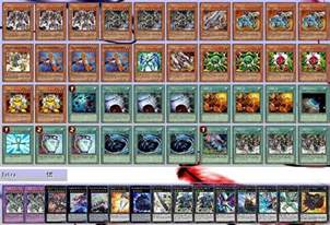 ancient gear deck new style for 2016 2017