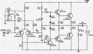 otl 100w power amplifier diagram electronic circuit With 100w rms amplifier