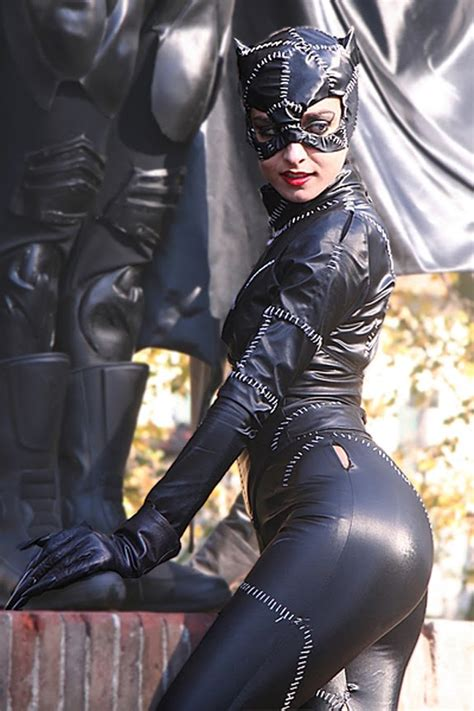 sexy girls catwoman cosplay cool damn pictures