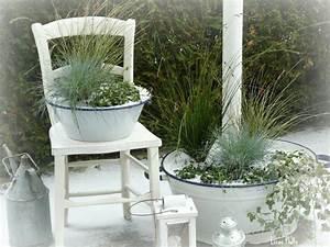 Möbel Für Die Terrasse : deko idee f r die terrasse lizas wei e deko ideen ~ Michelbontemps.com Haus und Dekorationen