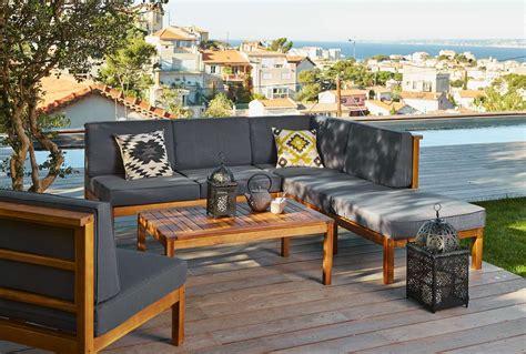 canapé de jardin castorama stunning table de jardin bois castorama ideas amazing