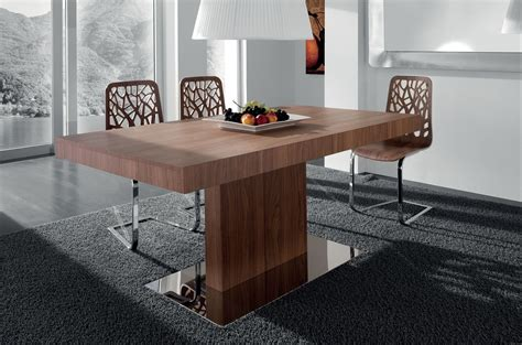 Modern Kitchen Tables Working With Stylish Chairs  Traba