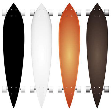 longboard templates longboard blueprints print out 187 designtube creative design content