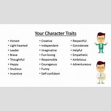 Resume Adjectives To Describe Yourself  Job Resume Example