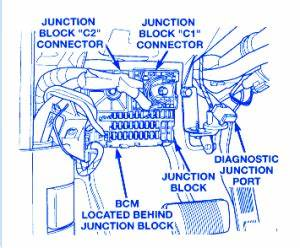 Jeep Grand Cherokee Special 2002 Electrical Circuit Wiring