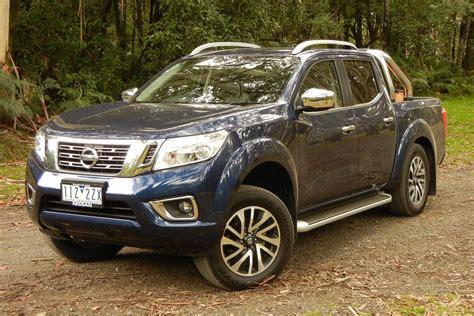 Review Nissan Navara by Nissan Navara St X Dual Cab 2017 Review Carsguide