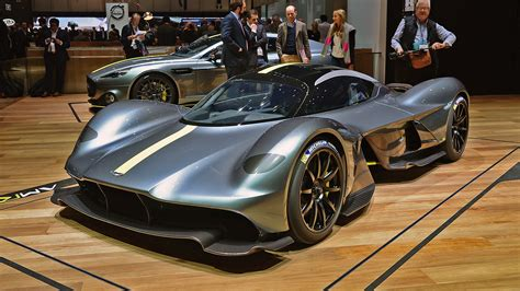 Aston Martin And Red Bull Racings Insane Hypercar Now Has