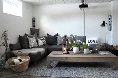 Charcoal couch/gray walls. Decorating HELP