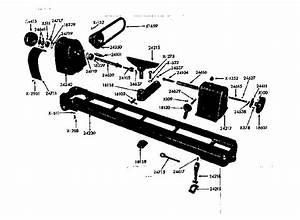 Unit Diagram  U0026 Parts List For Model 10323070 Craftsman