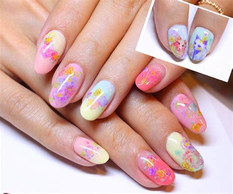 acrylic nail design ideas 30 cool acrylic nail designs