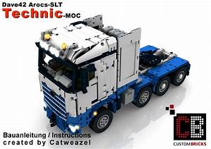 Lego Steine Bestellen : cb eigenbau bauanleitung arocs slt rc truck moc f r lego technic 42043 steine ebay ~ Buech-reservation.com Haus und Dekorationen