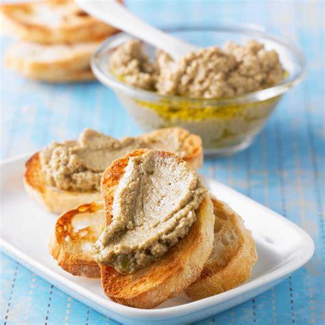 recette de cuisine en photo anchoiade facile et pas cher recette sur cuisine actuelle